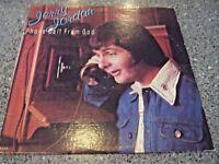 "Jerry Jordan ""Phone Call From God"" MCA-473 LP CHRISTIAN COMEDY w/Orig. Inn Sleev"