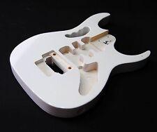 Cuerpo guitarra eléctrica JEM tilo blanco - White JEM Basswood guitar body