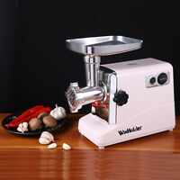 3500W Electric Meat Grinder Sausage Maker Processor Grinding Mincing Machine US