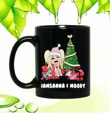 Sanna Iamsanna E Moody Christmas Coffee Mug