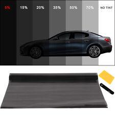 PRO LIMO BLACK 5% CAR WINDOW TINT ROLL 6M x 76CM FILM TINTING PRACTICAL