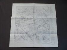 Landkarte Meßtischblatt 1791 Landskron, Smolanka, Ostpreußen, Polen, 1936