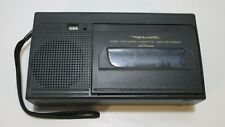 Radio Shack Realistic CTR-76 Cassette Player Recorder 14-1156 Voice Actuated