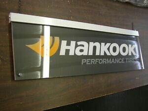 Nice Original Hankook Performance Tires S*gn Advertising Lighted
