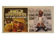 Juelz Santana Poster Flat What The Game's Been Missing