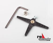 Krick No. ro1483 T-Anlenkhebel / Steuerarm 3+4mm Bohrung 1 Stück
