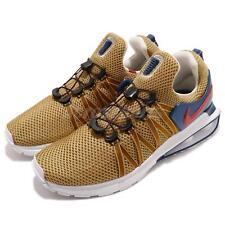 Nike Mens Shox Gravity Shoes Sz 12 Metallic Gold Red White Blue Ar1999 700 1574bc3a7