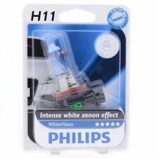 H11 Philips White Vision bis zu 3600K Xenon Effekt 12362WHVB Blister 1 Stück