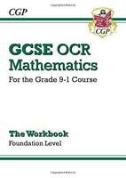 Neuf Gcse Maths Ocr Workbook : Teint - pour The Grade 9-1 Course par Cgp Livres