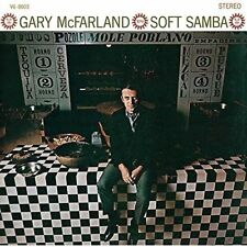GARY MCFARLAND-SOFT SAMBA-JAPAN SHM-CD Ltd/Ed