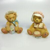 2 x Priscilla Hillman Bär Bären 1993 ca. 7 x 6 cm limitiert inkl. Paketversand