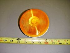 "Mack 621-4064A Amber Surface Mount 4"" Sealed Trailer Signal Light Lamp"