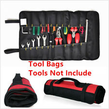 Car Waterproof Screwdriver Spanner Pocket Reel Rolling Tool Carry Case Pouch Bag