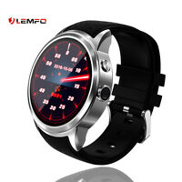 Lemfo X200 WiFi Bluetooth GPS IP67 Orologio Intelligente 8GB SIM per Android