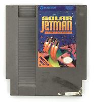 Solar Jetman: Hunt for the Golden Warship (Nintendo NES)
