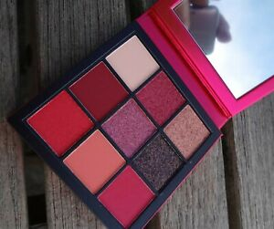 Brand New HUDA BEAUTY RUBY Obsessions Eyeshadow Palette Ltd Ed RRP £25
