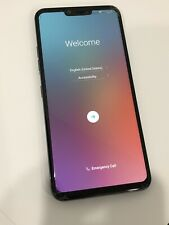 """LG G8 ThinQ LM-G820UM 128GB Unlocked Gray  6.1"""" IP68 4G LTE Android READ Please"""