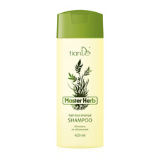 MASTER HERB ANTI HAIR LOSS DAMAGED HAIR SHAMPOO PLANTS EXTRACT TIANDE 420 ml