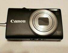 Canon PowerShot A4000 IS 16.0MP Camera - Black
