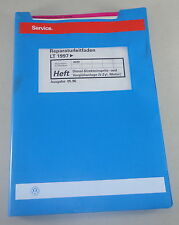 Manual de taller VW Transporter/Bus LT Direkteinspritz- &
