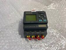 Siemens Logo! 24RC 6ED1 052-1HB00-0BA6Output 4xRelay/10A