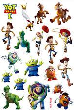 Disney Toy Story Buzz Lightyear Woody Temporary Tattoo 100x150mm Kid Party Favor