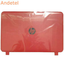 HP Pavilion 15-P Series Laptop Back Cover LCD Rear Lid Top Case Red 762510-001