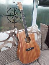 Tanglewood TWUDCE Electro Acoustic Guitar RRP £269 Dreadnaught Cutaway Solid Top