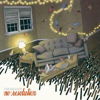 "Tim Kasher : No Resolution VINYL 12"" Album (2017) ***NEW*** Fast and FREE P & P"