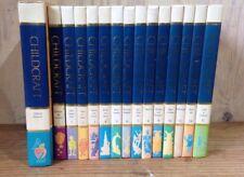 Vintage 90's Childcraft World Book Inc. 15 Book Set 1-15 Missing 11 & 12