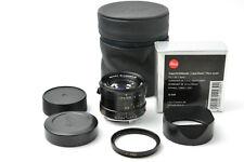 Leica 50mm f2.4 Leitz Wetzlar Summarit-M Lens 50/2.4 S/N 4321157