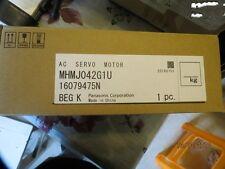 1pcs NEW Panasonic MSMJ042G1U AC Servo Motor
