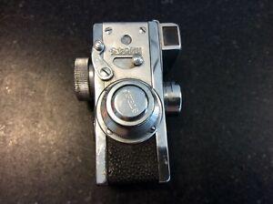 VINTAGE STEKY SPY CAMERA - MODEL III - USES 16 mm FILM - JAPAN