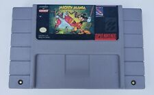 SNES ( MICKEY MANIA Timeless Adventures of Mickey Mouse ) CONTACTS CLEANED