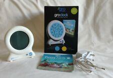 GroClock Gro Company Sleep Trainer Baby Alarm Clock Adjustable Night Light