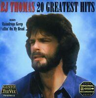 B.J. Thomas, Bj Thomas - 20 Greatest Hits [New CD]