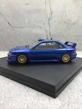 Trofeu 1/43 Subaru Impreza 22B Detailed Road Car / Code 3 - Blue