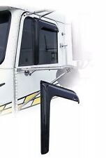 TRUCK VENTVISORS Side Window Rain Deflector; SMOKE; 2pc. VOLVO