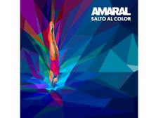 Amaral - Salto al color (Ed. Azul eléctrico + lámina) - LP