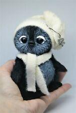 OOAK  CROCHETED  PENGUIN by Alice Bears