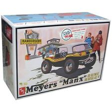 "AMT Meyers ""Manx"" Dune Buggy Model Kit 1/25 white version"