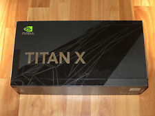 NVIDIA GeForce GTX TITAN X PASCAL 12GB BOX ONLY