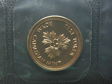 2004 Canadian Prooflike Test Token Penny