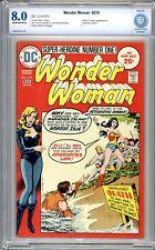 Wonder Woman #216  CBCS Graded 8.0 (VF) 1975 - Bronze Age