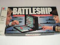 Battleship The Classic Naval Combat Game 1990 Milton Bradley 100% Complete