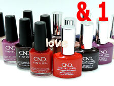 CND SHELLAC Gel Color Shellac Luxe & Vinylux Polish 👉Pick Any Color