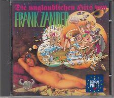 Frank Zander - Die unglaublichen Hits von Frank Zander, CD