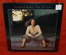 CAROLE KING One to One LP 1982 NEW SEALED