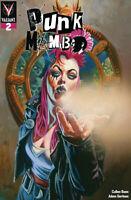 Punk Mambo #2 Cover A Valiant Comic 1st Print 2019 Unread NM