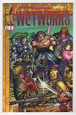 Wetworks #8 (May 1995, Image) [Wildstorm Rising] Seagle Portacio Windsor-Smith